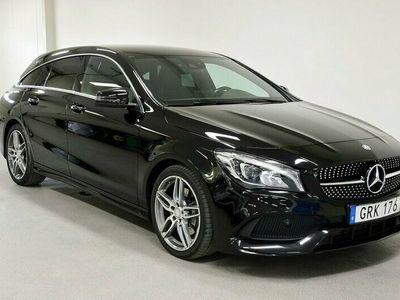 begagnad Mercedes CLA220 Shooting Brake d AMG Navi/Drag