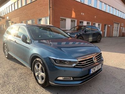 begagnad VW Passat 2.0 TDI 190hk 4M DSG Euro 6