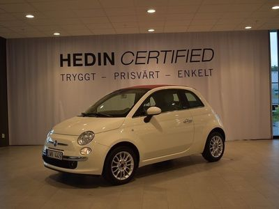 second-hand Fiat 500C 1.2 Manuell, CAB -12