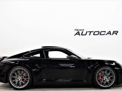 brugt Porsche 911 Carrera S 992 PDK 450hk SE UTRUSTNING