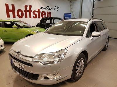 begagnad Citroën C5 TOURER 2.0 140hk Drag Lev nybes
