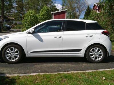 begagnad Hyundai i20 Comfortplus, nybe,serv,sommarkörd -16
