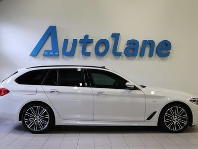 begagnad BMW 530 d xDrive,Innovation Ed,M-Sport,Värmare,Drag