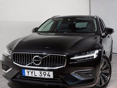 begagnad Volvo V60 D3 Inscription 2019, Kombi 349 000 kr