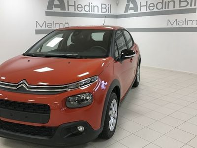 begagnad Citroën C3 82Hk Feel