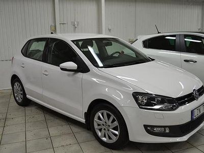 begagnad VW Polo 1.2 TSI 5dr 90hk