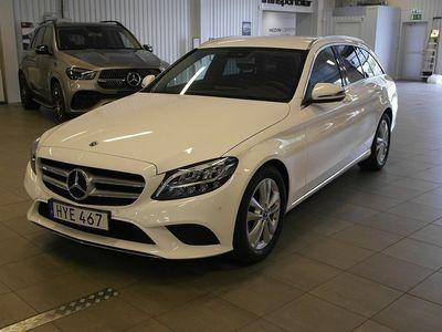 brugt Mercedes C220 D Kombi