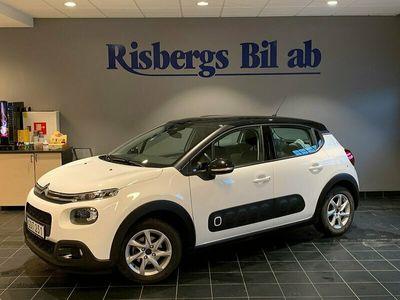 begagnad Citroën C3 1.2 FEEL V-HJUL 82hk