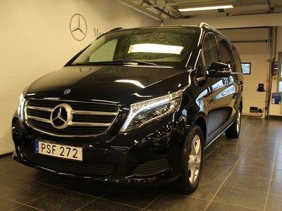 begagnad Mercedes V250 BlueTec Avantgarde / 8-sits / Elektriska dörrar / Elbaklucka