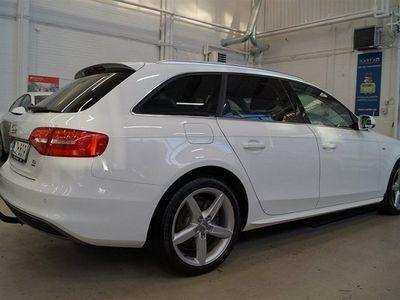 begagnad Audi A4 2,0 TDI 190 quattro S-Line Automat / -15
