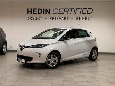 begagnad Renault Zoe 88hk 22 kWh INTENS *V-hjul*