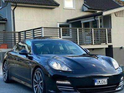 begagnad Porsche Panamera 4S