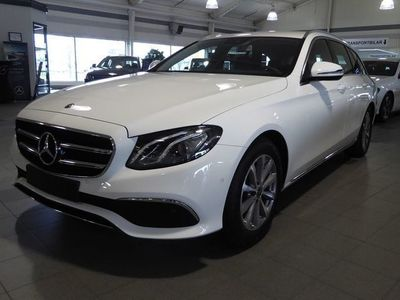 begagnad Mercedes E200 200d Fleet Edition