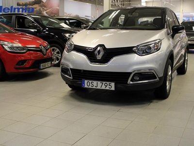 begagnad Renault Captur 120 EDC Dynamique A 5-d