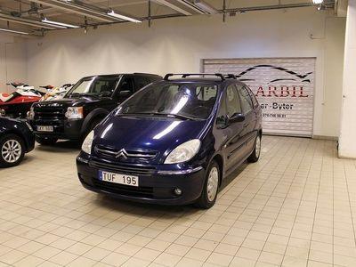 begagnad Citroën Xsara Picasso 1.6 ACC M-VÄRMARE NYBES -08
