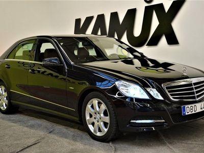 begagnad Mercedes E350 CDI | 4matic | Navi | S&V Hjul | 265 hk