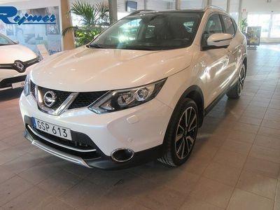 begagnad Nissan Qashqai Tekna