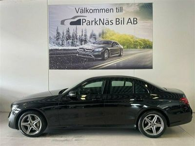 begagnad Mercedes E300 PLUG-IN AMG WIDESCREEN