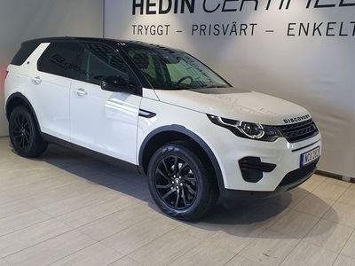 begagnad Land Rover Discovery Sport 180HK//7-Sits//Drag//Navi