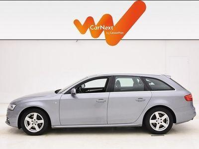 brugt Audi A4 2.0 TDI 150hk EU6 S-LINE DRAG BLUETOOTH