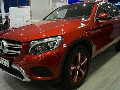 begagnad Mercedes 220 GLC Benzd 4MATIC 2018, SUV Pris 399 000 kr