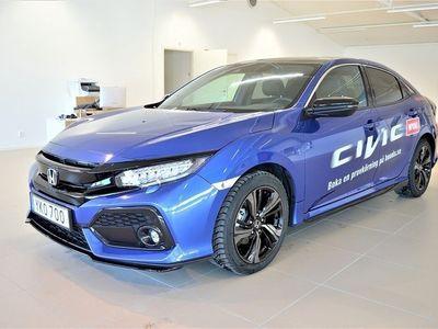 brugt Honda Civic 5D 1,0T 129hk Executive Premium DEMOREA!