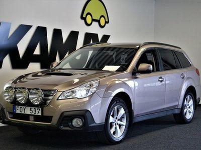 begagnad Subaru Outback 2,0 D 150hk AUT Drag, M-Värm