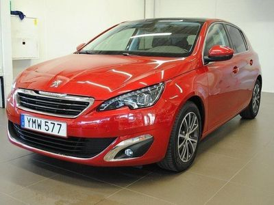 begagnad Peugeot 308 Allure Business BlueHDi 120 Autom