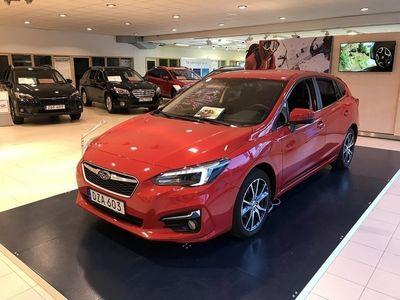 gebraucht Subaru Impreza 2,0 Active 2018, Personbil 239 900 kr
