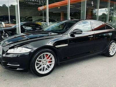 begagnad Jaguar XJ 3.0 V6 Luxury, Sedan 2014, Personbil Pris 339 900 kr