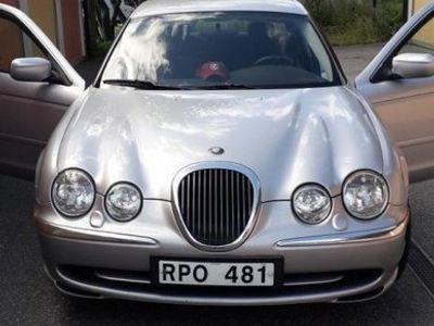 begagnad Jaguar S-Type 3.0 V6 Fint skick - låga mil