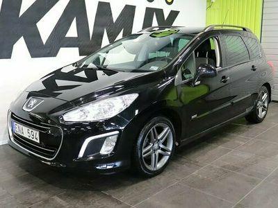 begagnad Peugeot 308 SW 1.6 e-HDi FAP Manuell. 111hk. 2013 ***