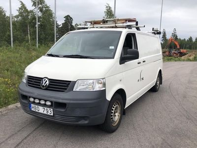 brugt VW Transporter T5 2.0 Ecofuel (115hk)