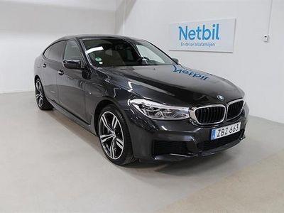 begagnad BMW 630 d xDrive Gran Turismo GT M-pkt Panor Välutr