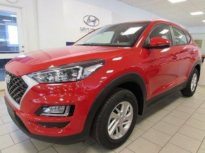begagnad Hyundai Tucson 1,6 Life