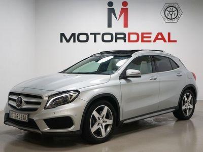 begagnad Mercedes GLA220 -1401kr/månaden
