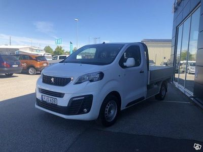 begagnad Peugeot Expert PRO+ PICKUP L2420 BlueHDi 150 -19