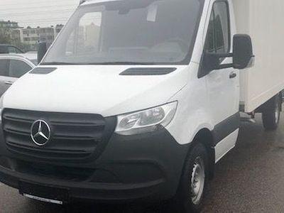 begagnad Mercedes Sprinter 316 CDi Skåp & Lift