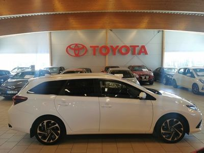begagnad Toyota Auris Touring Sports 1,2T MDS ACTIVE PLUS /V-Hjul