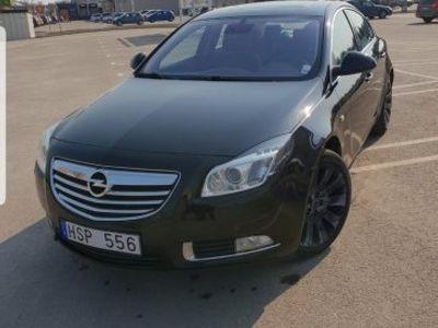 używany Opel Insignia 2.0T AWD -09