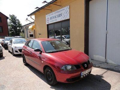 brugt Seat Ibiza 5-dörrar 1.4 75hk BESIKTIGAT