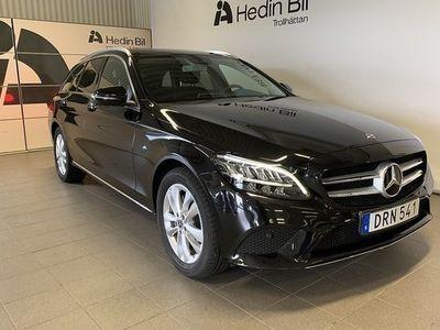 begagnad Mercedes C200 -19