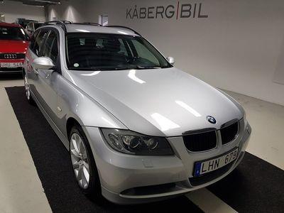 begagnad BMW 320 i Touring 170hk / M-Ratt / Sportstola -08