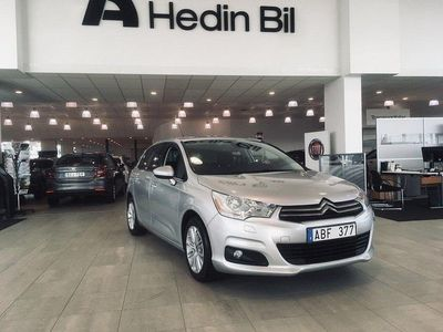 begagnad Citroën C4 1.6 HDI / Parkeringssensorer / Blu