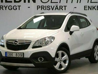 begagnad Opel Mokka X 1.4T 4x4 Man M-Värmare V-Hjul 2014, SUV Pris 118 900 kr