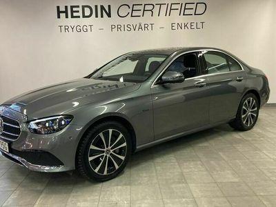 begagnad Mercedes E300 - Benz E4MATIC / / SoV / / 360 / / Dragkrok / / Leasbar till Företag