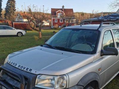 begagnad Land Rover Freelander 2.0