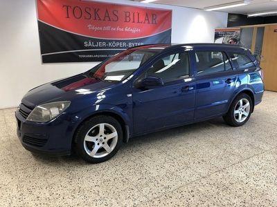 begagnad Opel Astra Caravan 1.6 Twinport 105hk -05