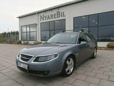 begagnad Saab 9-5 2.3 T BioPower 210hk Aut Vector befintligt skick