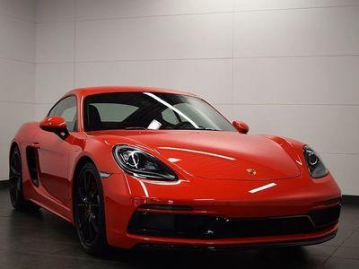 used Porsche 718 Cayman GTS // Leasbar